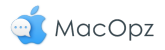 MacOpz logo