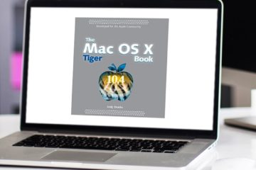 mac os x tiger book